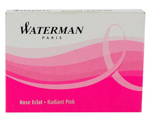 Waterman Kartus 8'li Pembe S0110870