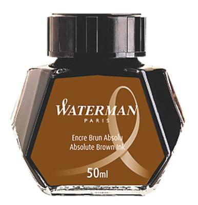 Waterman Sise Mürekkep Kahverengi S0110830