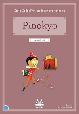 Pinokyo-Mavi Seri