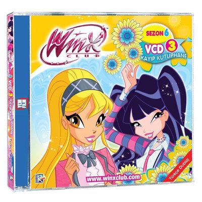 Winx Club Sezon 6 Bölüm 7-9 (VCD 3)