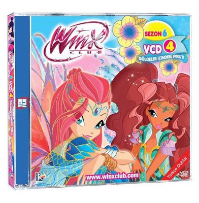 Winx Club Sezon 6 Bölüm 10-12 (VCD 4)