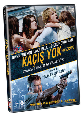 No Escape - Kaçis Yok