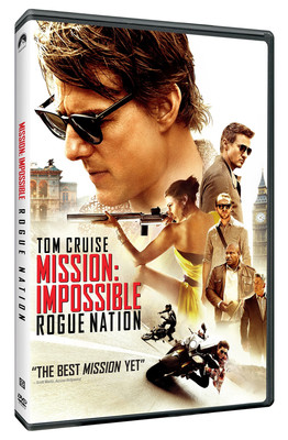 Mission Impossible 5: Rogue Nation - Görevimiz Tehlike 5 ( SERI 5)