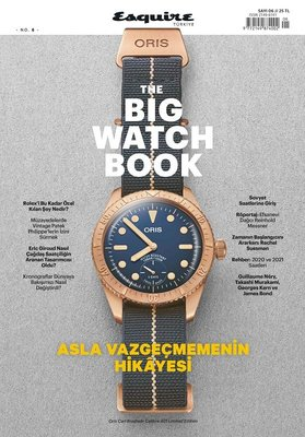 Esquire The Big Watch Book - Mart 2020