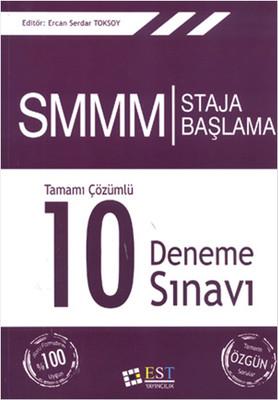 SMMM Staja Başlama Tamamı Çözümlü 10 Deneme Sınavı