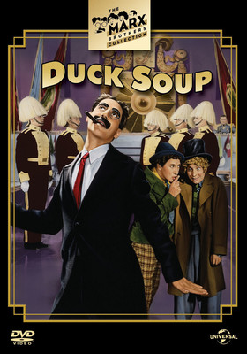 The Marx Bros Duck Soup