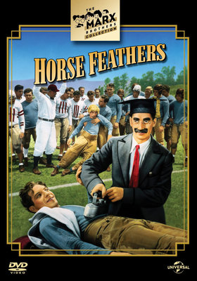 The Marx Bros Horse Feathers
