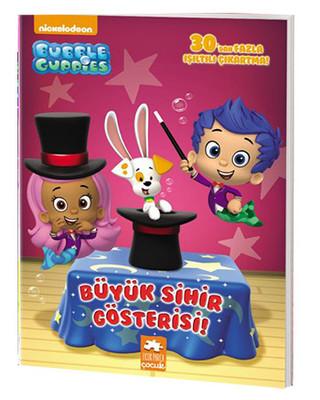Kabarcık Çocuklar - Büyük Sihir Gösterisi!