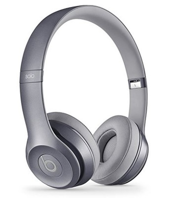 Beats Solo 2, Control Talk, OE Royal,Stone Grey BT.MHNW2ZM.A