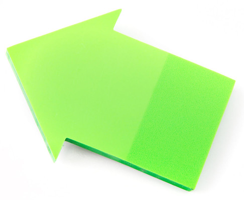 Suck Uk Transparent Arrow Sticky Notes - Yapışkanlı Not Kağıdı Transparan SK NOTEARROW1