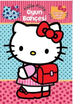 Hello Kitty Oyun Bahçesi