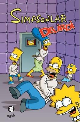 Simpsonlar - Delirdi