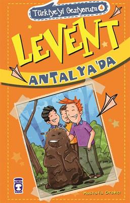 Levent Türkiyeyi Geziyorum 4 - Levent Antalya'da
