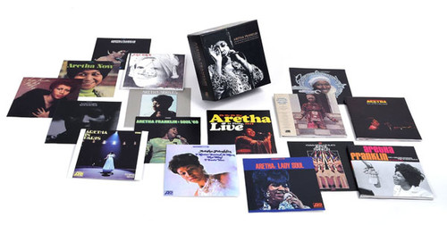 The Atlantic Albums Collection