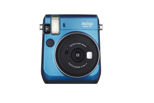 Fujifilm Instax Mini 70 Blue Kamera FOTSI00028