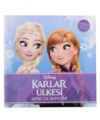 Disney Karlar Ülkesi Sihirli Saç Modelleri