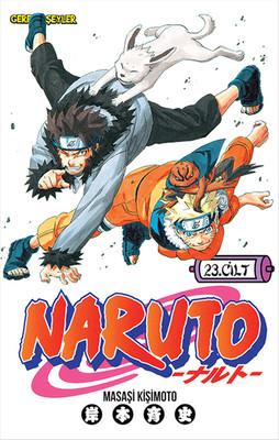 Naruto 23. Cilt - Zor Durum