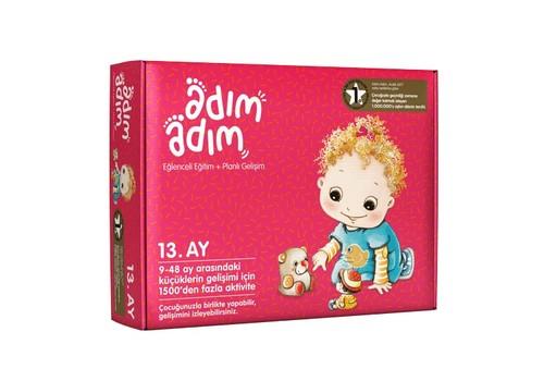 Adım Adım Bebek Eğitim Seti 13.Ay (ADAD-3000192)