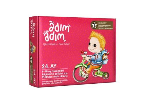 Adım Adım Bebek Eğitim Seti 24.Ay (ADAD-3000203)
