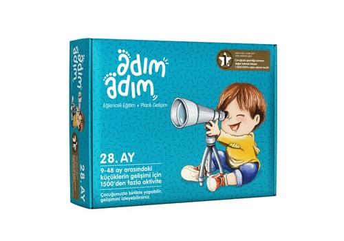 Adım Adım Bebek Eğitim Seti 28.Ay (ADAD-3000207)