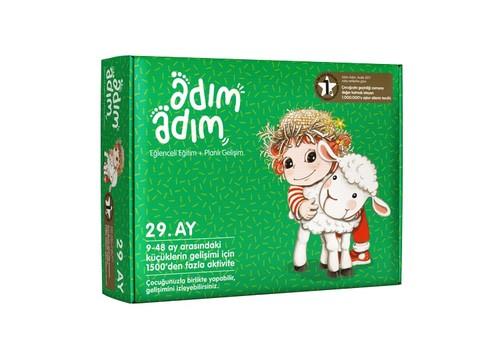 Adım Adım Bebek Eğitim Seti 29.Ay (ADAD-3000208)