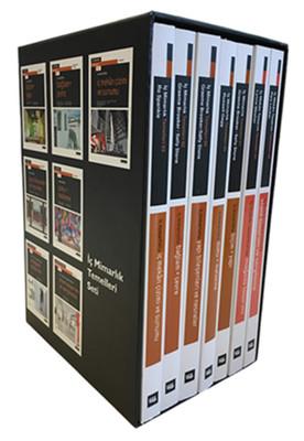 İç Mimarlık Temelleri Seti - 7 Kitap Takım Kutulu