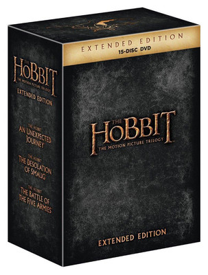 The Hobbit Extended Edition Trilogy