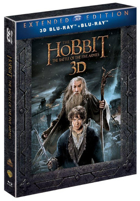 Hobbit: The Battle of the Five Armies (Extended Edition) - Hobbit: Bes Ordunun Savasi  (Uza. Vers)