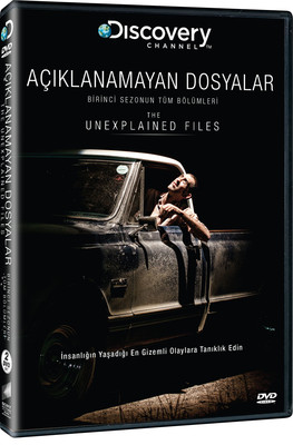 The Unexlpained Files Season 1 - Açiklanamayan Dosyalar Sezon 1