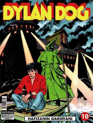 Dylan Dog Sayı 10 - Hafızanın Gardiyanı