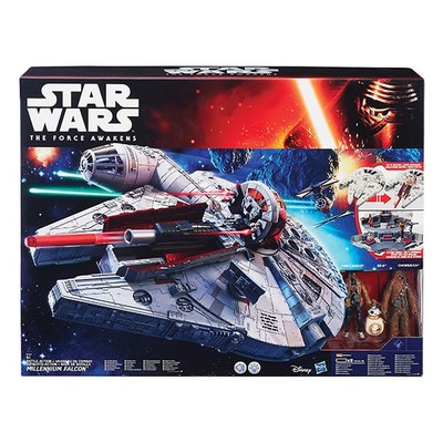 Star Wars Sw Millenium Falcon B3678