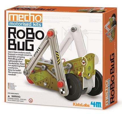 4M Mecho Motorised Robobug 3403