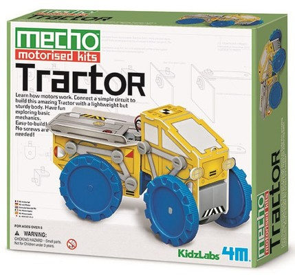 4M Mecho Motorised Tractor