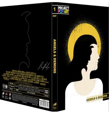 Project Popart-Angels & Demons Theatrical Edition - Melekler Ve Seytanlar Sinema Versiyonu