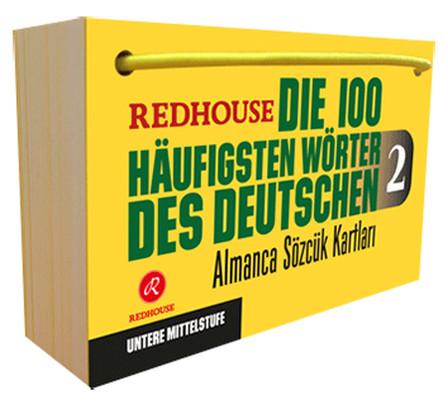 Die 100 Häufigsten Wörter des Deutschen 2 - Almanca Sözlük Kartları