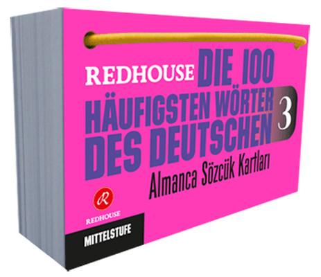 Die 100 Häufigsten Wörter des Deutschen 3 - Almanca Sözlük Kartları