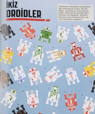 Star Wars R2-D2 Droid Atölyesi ve Faaliyetli Öykü Kitabı
