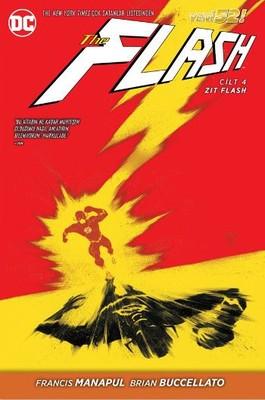 Flash Cilt 4 - Zıt Flash