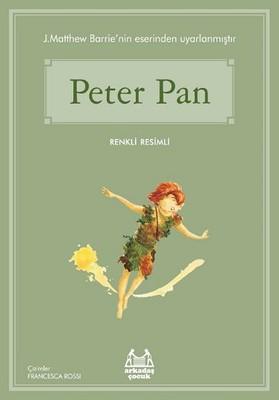 Peter Pan-Mavi Seri