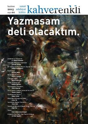 Kahverenkli Sanat Edebiyat Kültür Dergisi Sayı: 1