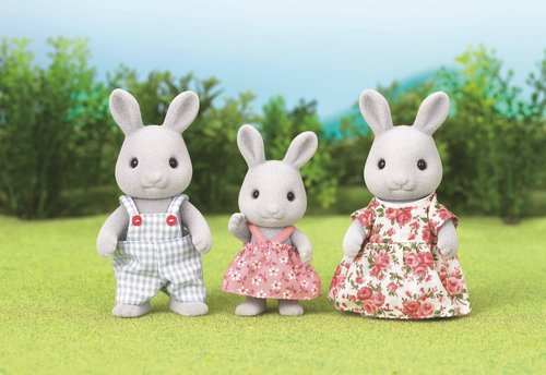 Sylvanian Families Rabbit Family 1905