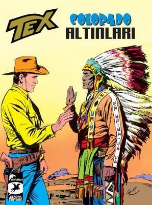 Tex Klasik Seri 17 - Colorado Altınları - Grand Canyon