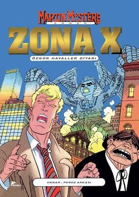 Zona X Sayı: 5 - Ukbar - Sahne Gerisi