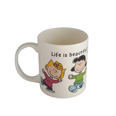 Peanuts Kupa Life Is Good Esp. On Friday 20