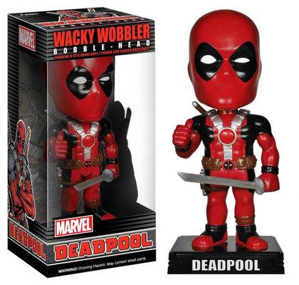 Funko Marvel Deadpool Wacky Wobbler  4455