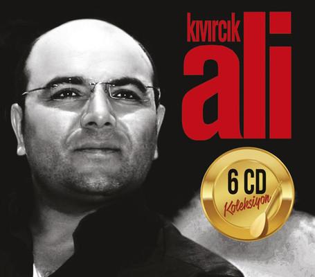Kıvırcık Ali Koleksiyon 6 CD BOX SET