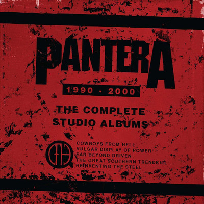 "The Complete Studio Albums 1990 - 2000 (180g) (5 Lp + 1 Single 7"")"