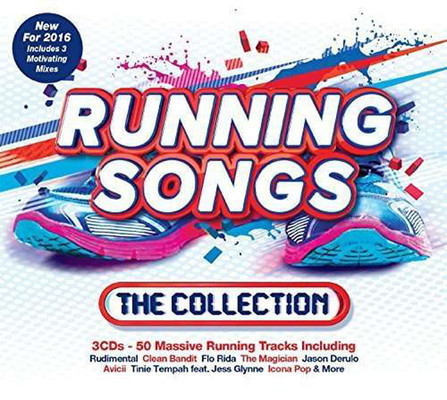 Running Songs - The Collection