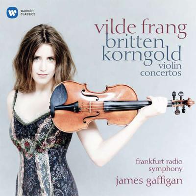 Britten & Korngold: Violin
