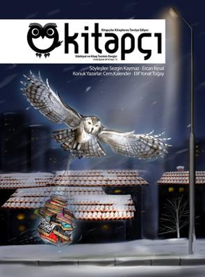 Kitapçı - Edebiyat ve Kitap Tanıtım Dergisi (Ocak - Şubat 2016)  Sayı: 13